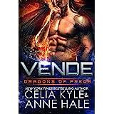 Vende (Scifi Alien Dragon Romance) (Dragons of Preor Book 11)