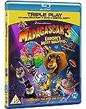 Madagascar 3 (Blu-Ray 3D);Madagascar 3: Europe's Most Wanted