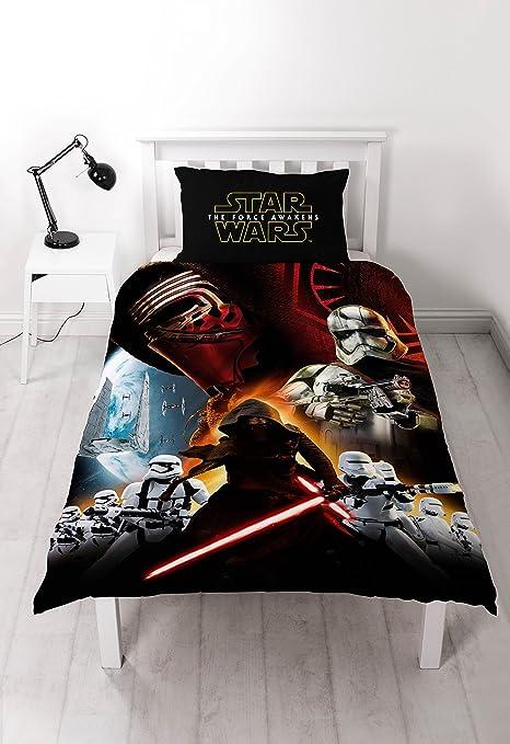 Copripiumino Star Wars.Character World Star Wars The Force Awakens Set Copripiumino
