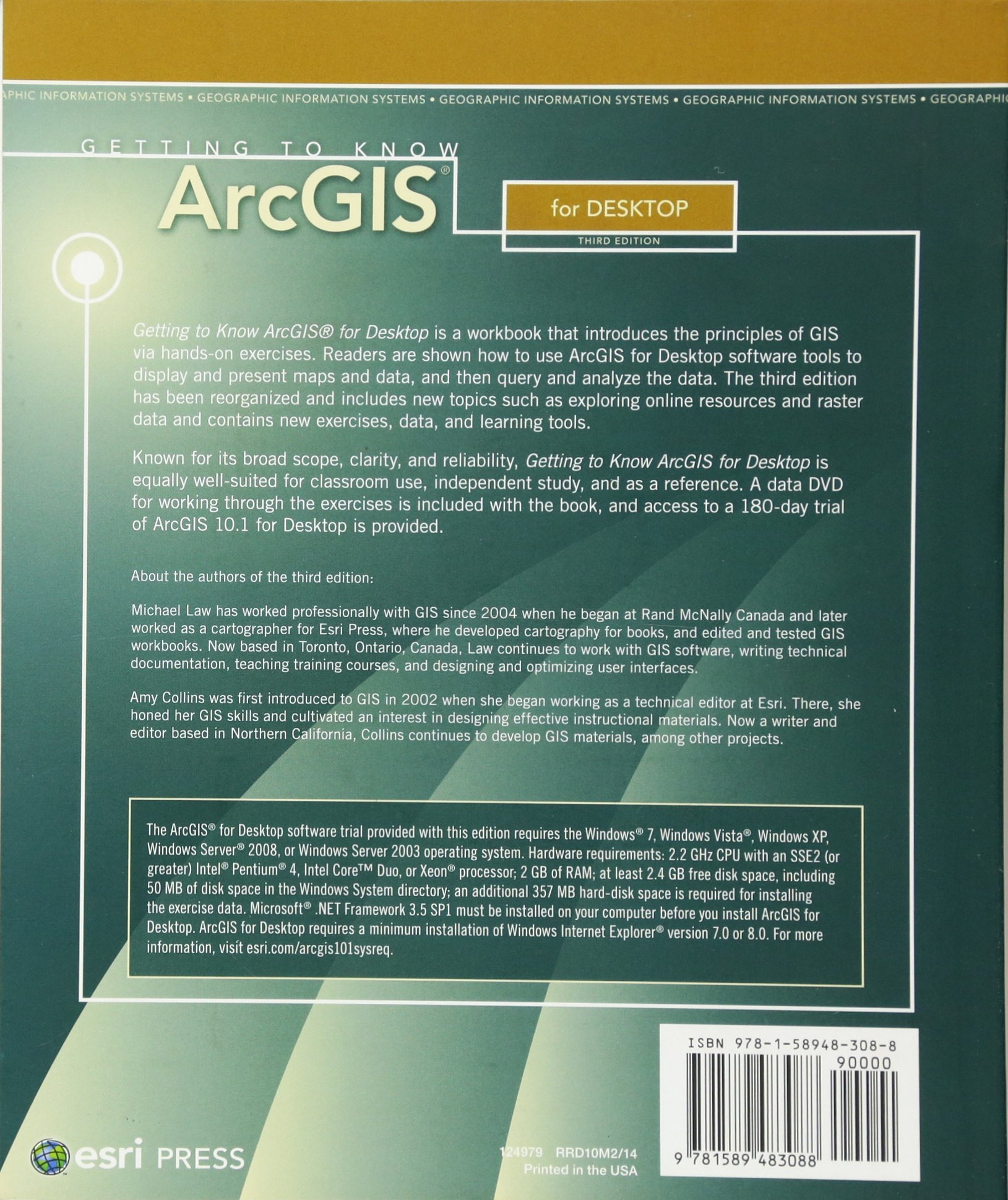 Getting to Know ArcGIS for Desktop: Amazon co uk: Michael Law, Amy