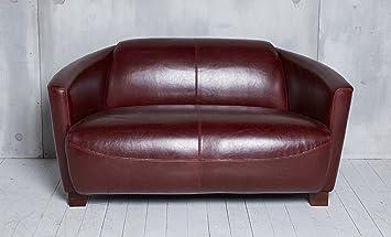 antik ledersofa. Black Bedroom Furniture Sets. Home Design Ideas