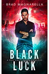 Black Luck (Prof Croft Book 5) Kindle Edition