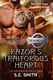 Razor's Traitorous Heart: The Alliance Book 2: Science Fiction Romance