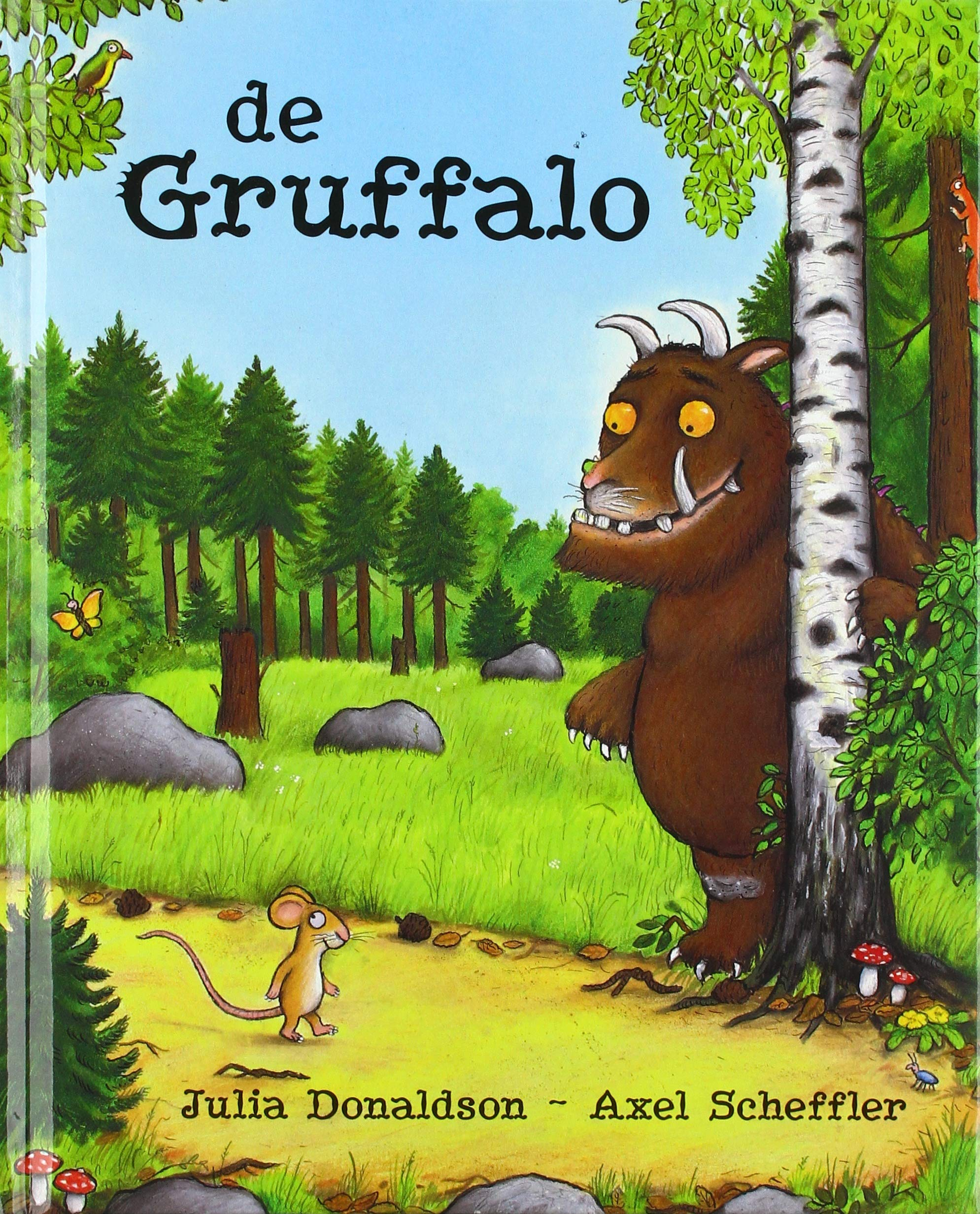 Amazon.fr - De Gruffalo 5 exemplaren in pakket: prentenboek van de ...