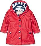 Hatley Splash Jacket - Red (Girls) Rain