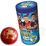 Topps Cricket Attax IPL CA 2017 Spiral Tin, Multi Color