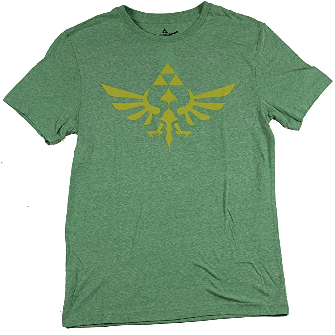 Legend Of Zelda The Skyward Sword Triforce Symbol Mens T Shirt