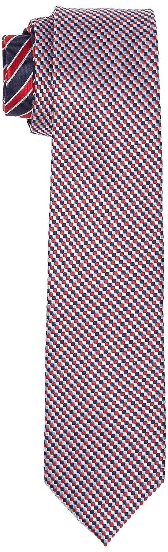 Tommy Hilfiger Herren Krawatte Blau (415) One Size Tommy Hilfiger Tailored TT0TT02366