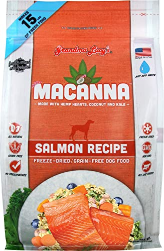 Grandma Lucy s Macanna Dog Food, Grain Free and Freeze-Dried