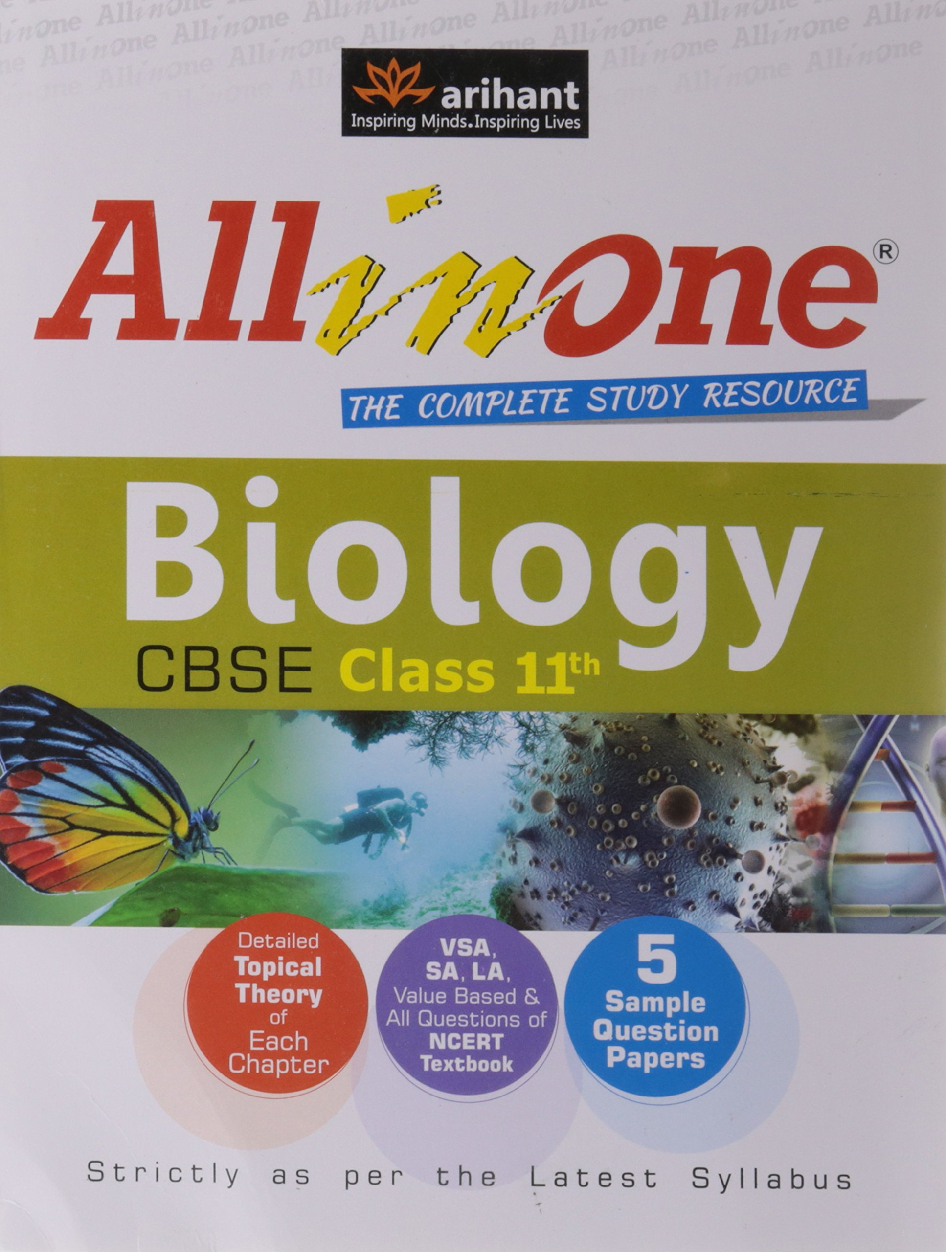 11th biology book