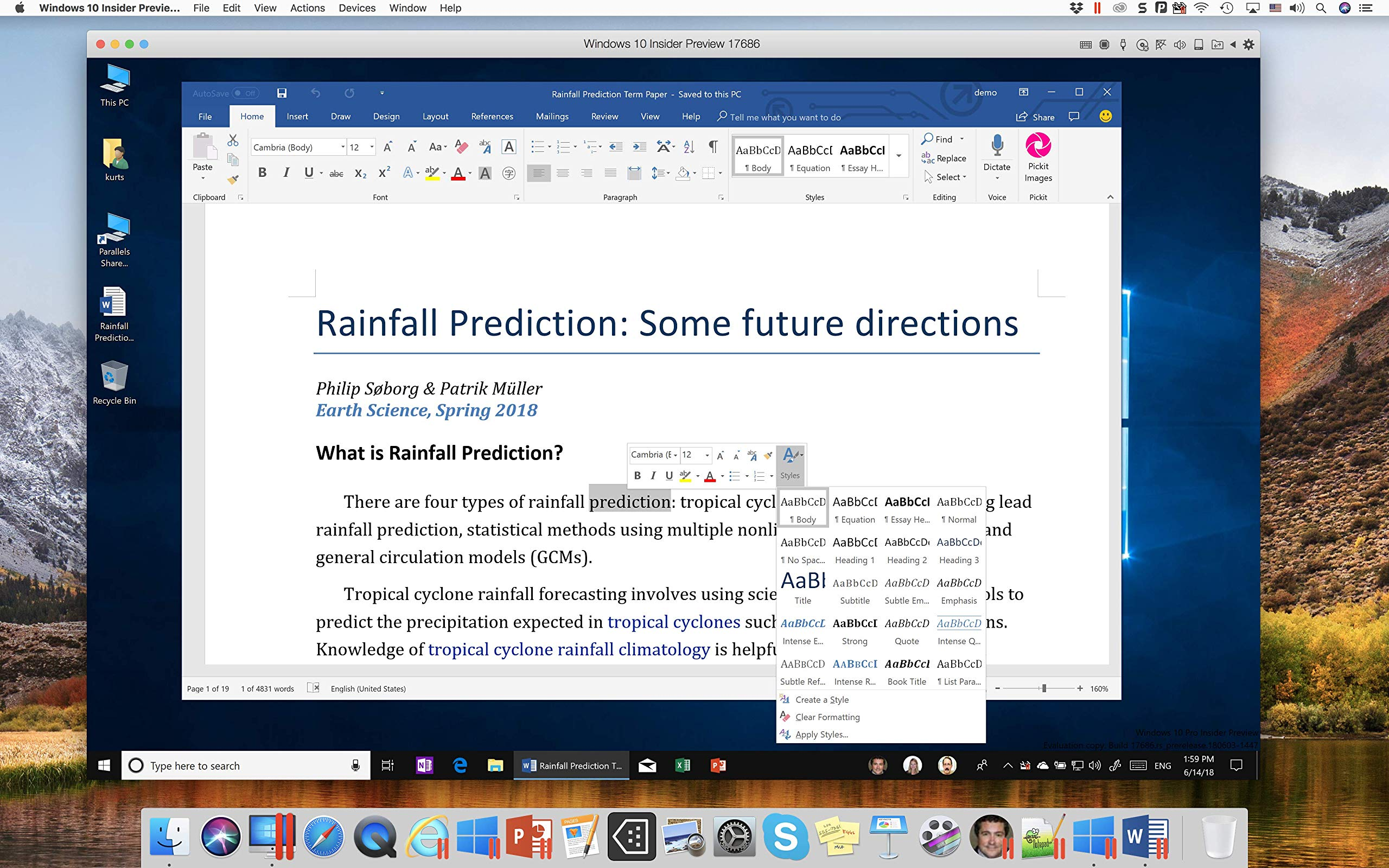 Parallels Desktop 14 for Mac, 1 Year Subscription [Mac Download] by Parallels Software (Image #9)
