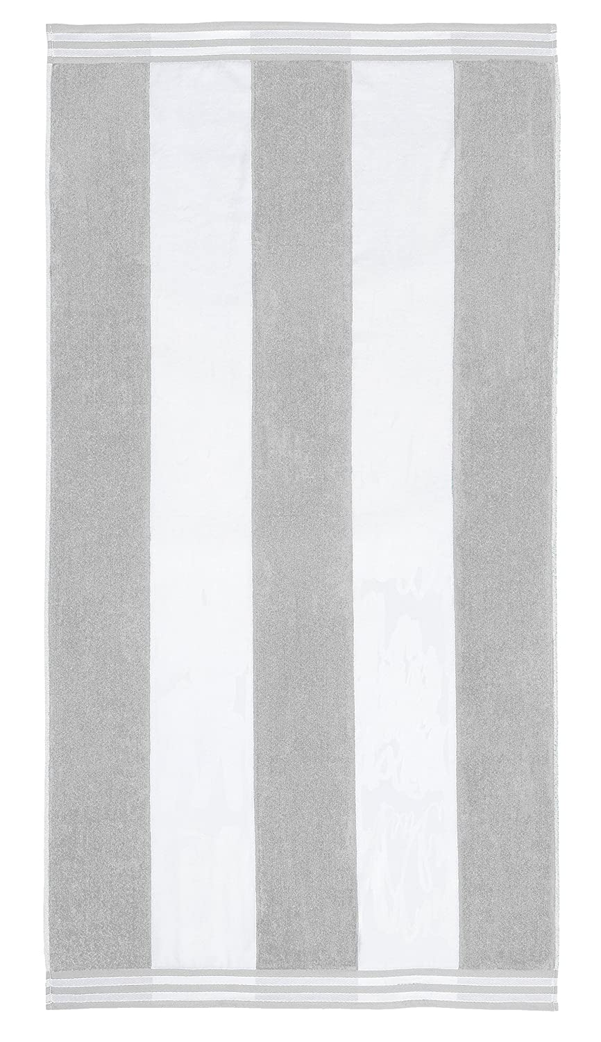 Superior Luxurious 100 Cotton Beach Towels Oversized 34 X 64 Soft Velour Cotton And Absorbent Cotton Terry Thick And Plush Striped Beach Towels