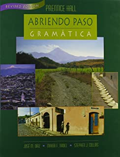 Amazon barrons ap spanish with mp3 cd and cd rom 8th prentice hall abriendo paso gramatica student edition hardcover 2005c fandeluxe Choice Image
