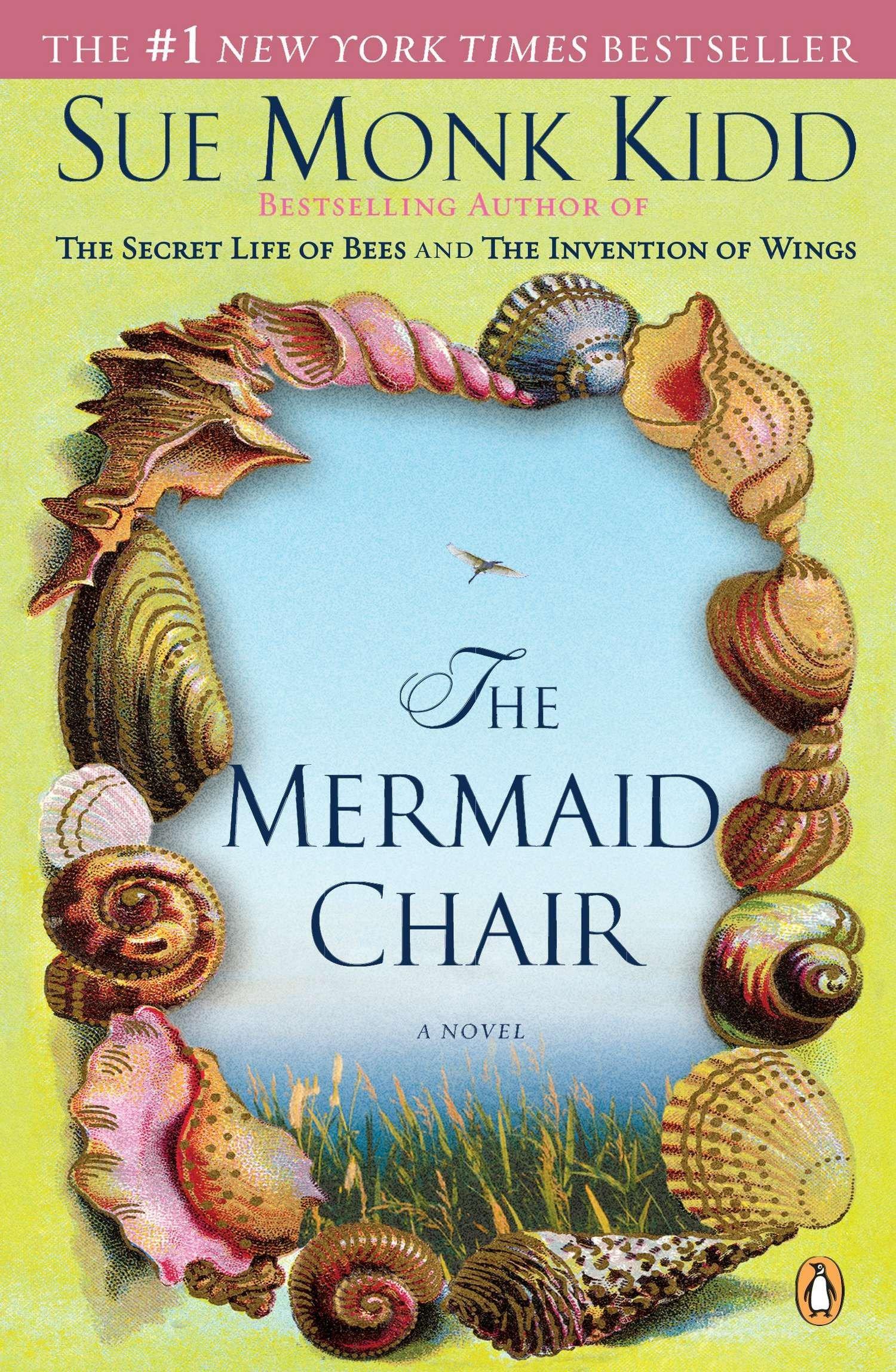Follow the Author  sc 1 st  Amazon.com & The Mermaid Chair: Sue Monk Kidd: 9780143036692: Amazon.com: Books