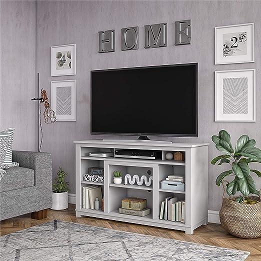 Ameriwood Home 5229412COM Edgewood Soporte para TV de 55 Pulgadas ...
