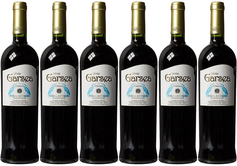 Linaje Garsea Crianza Castile and Leon 2009 75 cl (Case of 6 ...