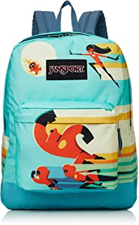 1695a3f10b JanSport Incredibles High Stakes Backpack - Incredibles Family Charge