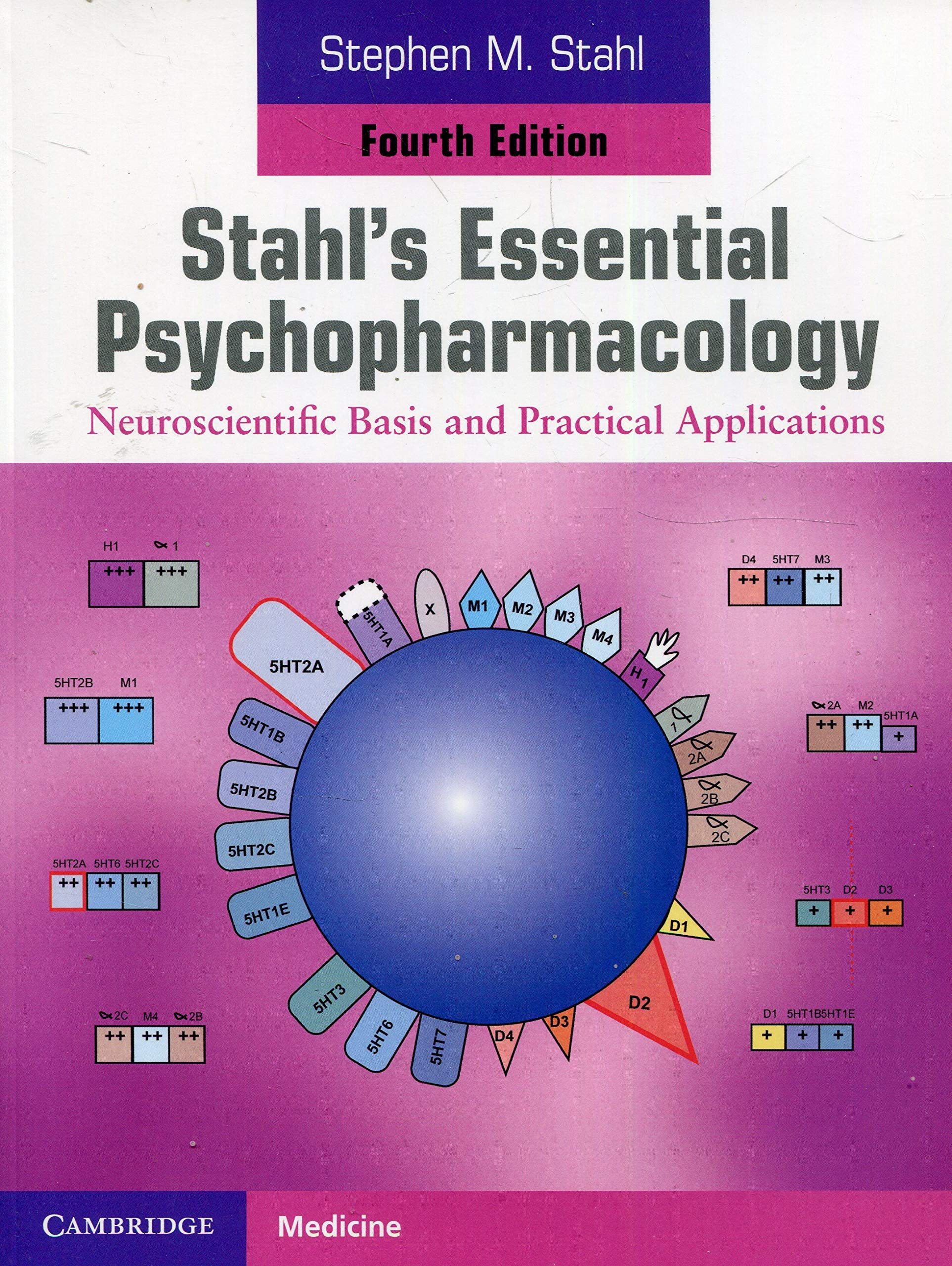 Stahl's Essential Psychopharmacology: Neuroscientific Basis and Practical Applications by Cambridge University Press