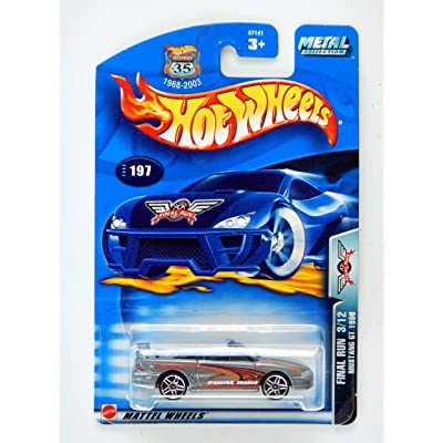 Hot Wheels Mattel 2003 1:64 Scale Final Run Silver 1996 Mustang GT Die Cast Car #197: Toys & Games [5Bkhe0207142]