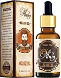 Captain Thug Medieval Beard Oil Conditioner – Ultra Premium Ayurveda – 9 Essential Oils – Softens, Smooths & Strengthens…