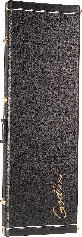 Godin V1072FF Performance Hardshell Electric Bass Guitar Case
