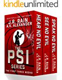 The PSI Thrillers: First Three Novels