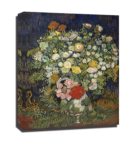 Amazon Modern Canvas Prints By Van Gogh Famous Oil Paintings On