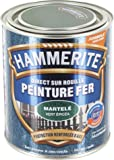 Hammerite - Peinture martelée / Boîte 750 ml - Vert épicéa