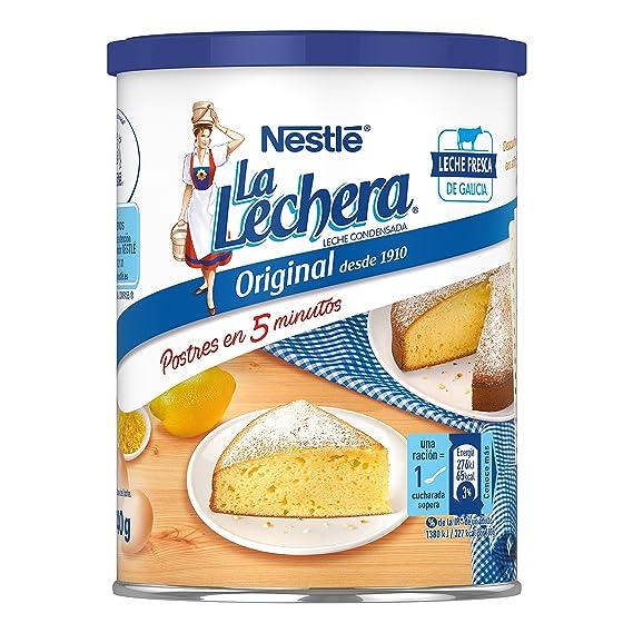 La Lechera - La Original - Leche Condensada Entera Lata - 740 g: Amazon.es: Alimentación y bebidas