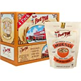 Bob's Red Mill Old Country Style Muesli Cereal, 18 Ounce (Pack of 4) (Package May Vary)