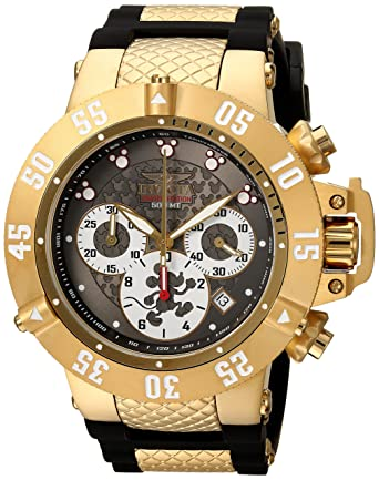 2fff9407289 Image Unavailable. Image not available for. Color  Invicta Men s Disney  Limited Edition ...