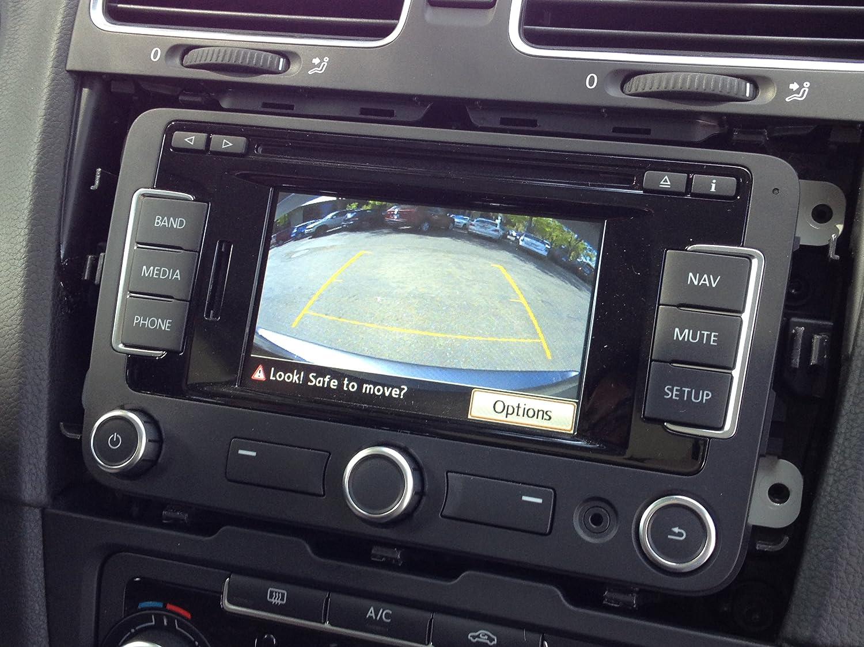Vw Genuine Oem Rear View Backup Camera For Tiguan And Touareg Fuse Box Location Jetta Sportwagen Car Electronics