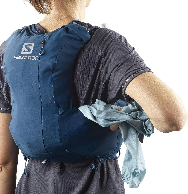 SALOMON Rucks/äcke Active Skin 8 Set Copen Blue//Dark Denim