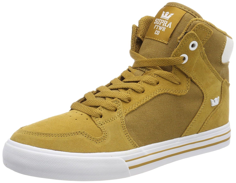 Supra Vaider LC Sneaker B074KKQQKR 12 M US|Woodthrush-white