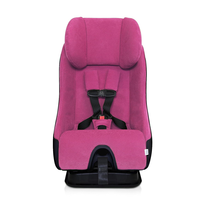 Clek Fllo Convertible Baby and Toddler Car Seat Rear and Forward Facing with Anti Rebound Bar, Flamingo 2018