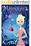 Midnight Magic (A Ghost & Abby Mystery Book 1)