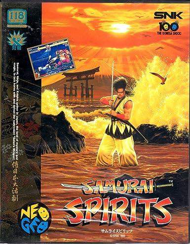 Neo Geo AES - Samurai Shadown: Amazon.es: Videojuegos