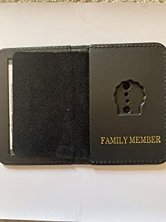 New York City  Sergeants  Brother Mini Shield Wallet 2018