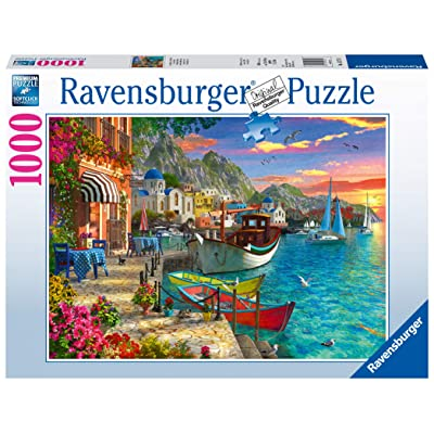 Ravensburger Grandiose Greece 15271 1000 Piece Puzzle for Adults, Every Piece is Unique, Softclick Technology Means Pieces Fit Together Perfectly: Toys & Games [5Bkhe1003325]