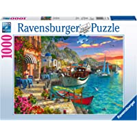Ravensburger Grandiose Greece 15271 1000 Piece Puzzle for Adults, Every Piece is Unique, Softclick Technology Means…