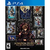 Kingdom Hearts: All-in-One Package - PlayStation 4