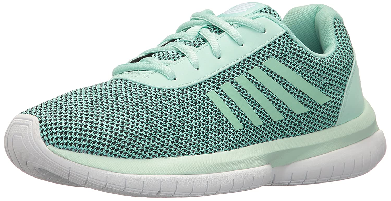 K-Swiss Women's Tubes Infinity CMF Sneaker B01N7XQOIG 5 B(M) US|Brook Green/White