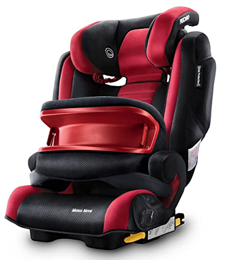 Amazon.com : Recaro Monza Nova IS Ruby : Baby
