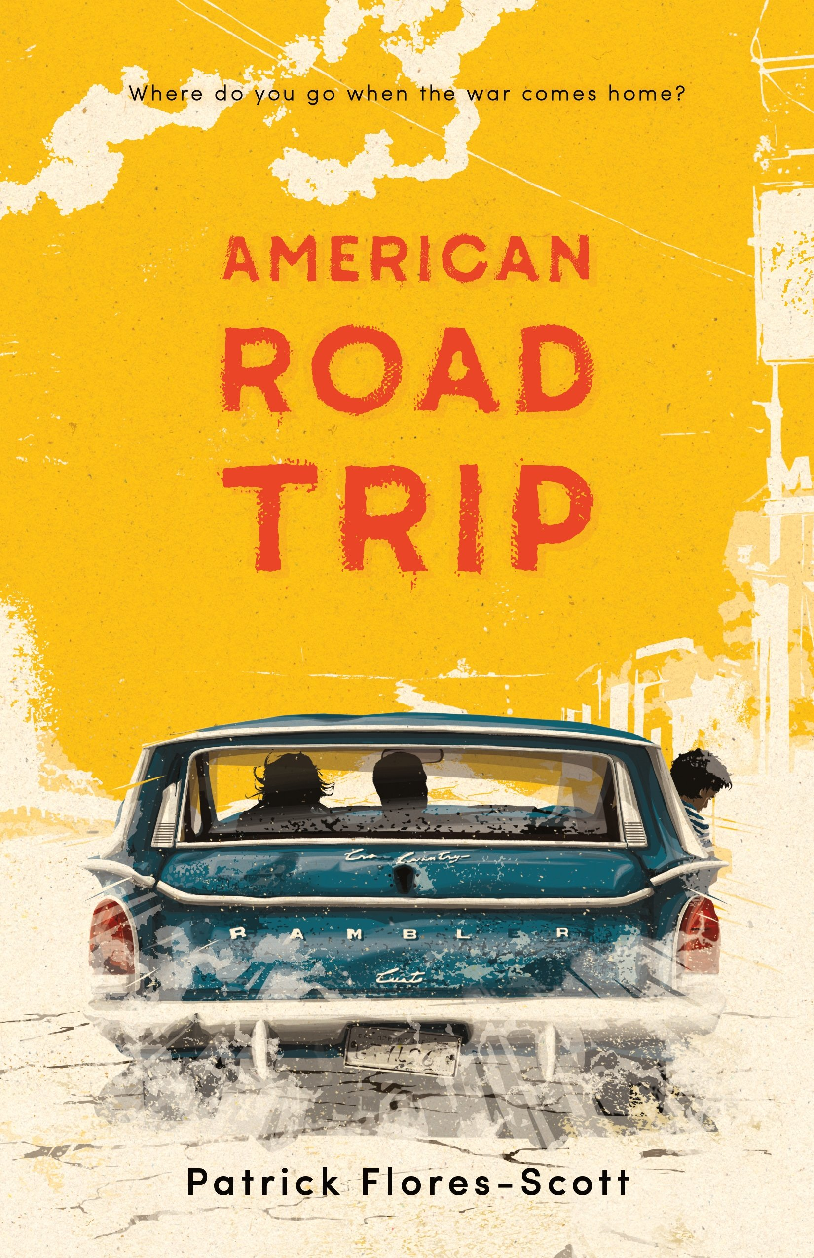 Amazon.com: American Road Trip (9781627797412): Flores-Scott ...