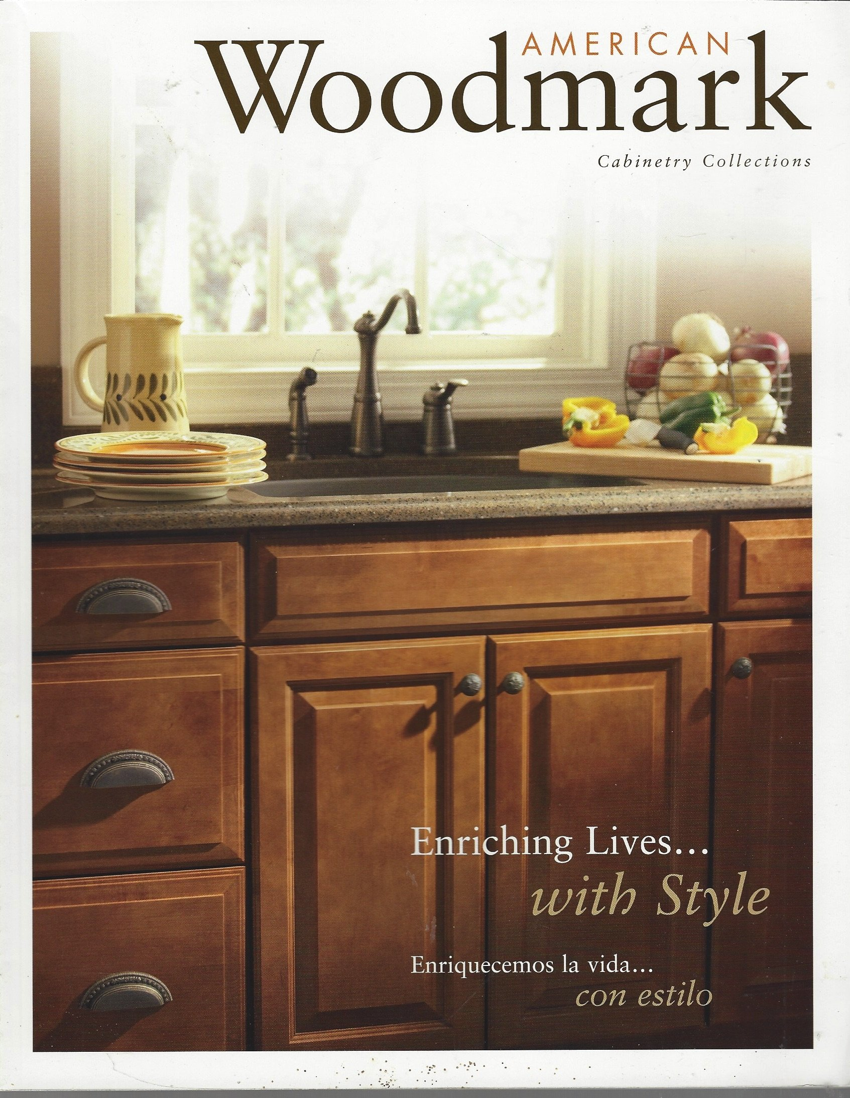 Miraculous American Woodmark Cabinetry Collections Catalog Staff Beutiful Home Inspiration Cosmmahrainfo