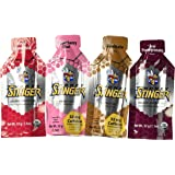 Honey Stinger Organic Energy Gel - Variety Selection (8 x 1.1oz Packs)