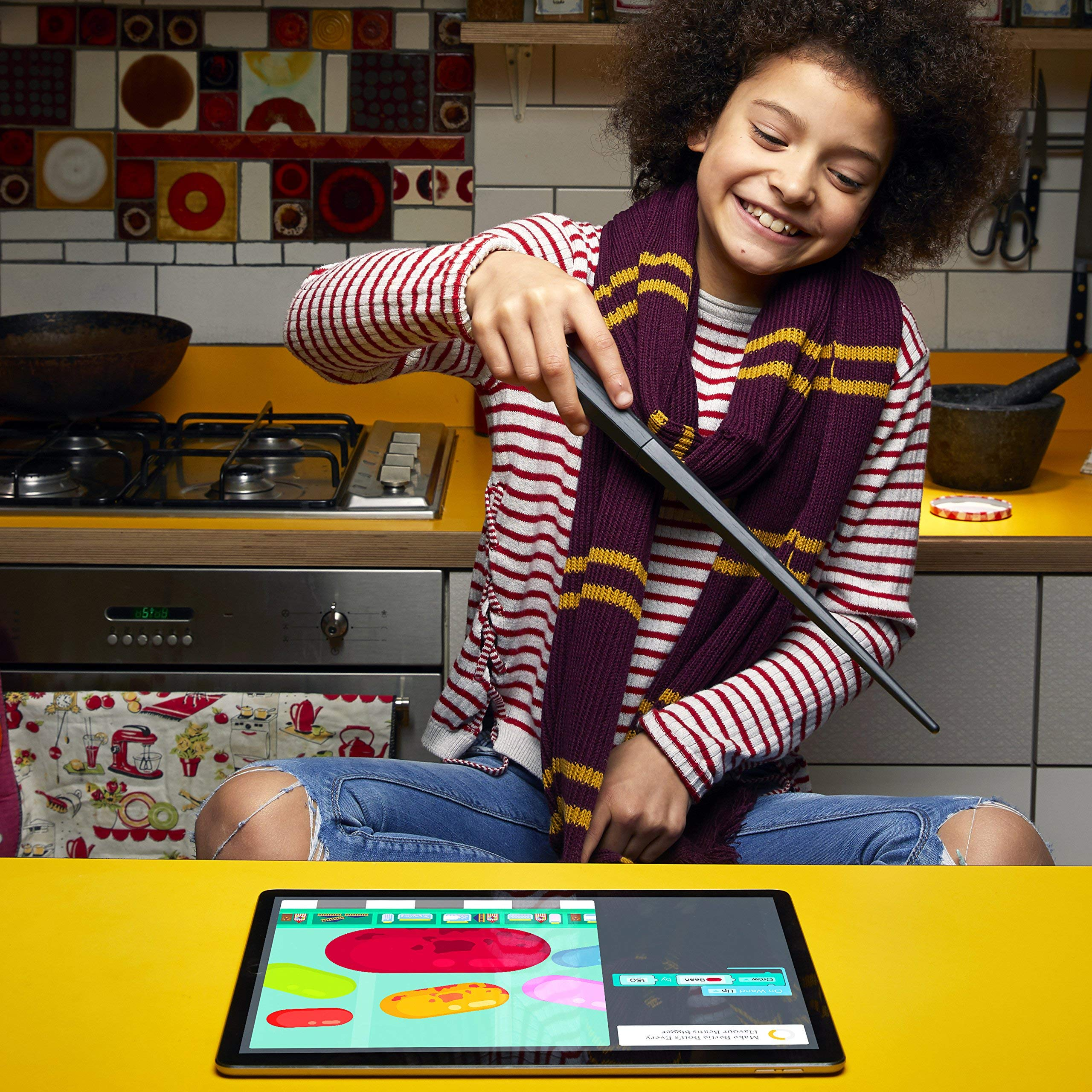Kano Harry Potter Coding Kit - Build a Wand. Learn To Code. Make Magic. (Renewed) by Kano (Image #9)