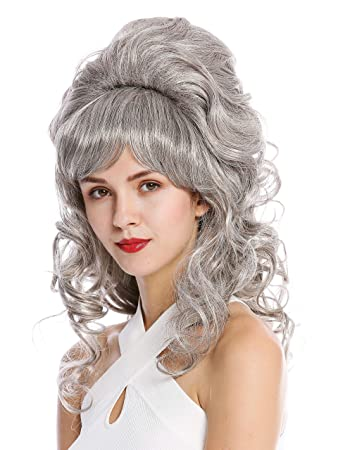 Wig Me Up Gfw2418 51 Perucke Damenperucke Barock 60er Retro Riesig