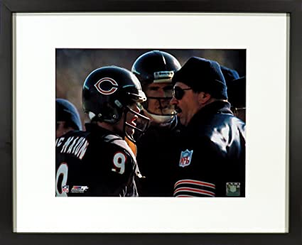 7a8a023b7e7 Image Unavailable. Image not available for. Color: Mike Ditka & Jim McMahon  Chicago Bears 11x14 ...