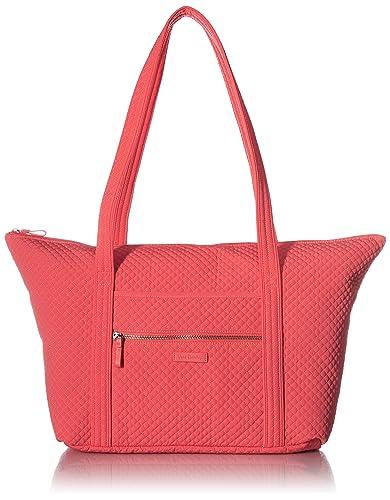 Amazon.com  Vera Bradley Iconic Miller Travel Bag 9e92b5276f00f